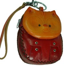 Real Leather Wristlet Change/coin Purse, a Cat Pattern Design. Unique and Cute ! BPLeathercraft http://www.amazon.com/dp/B001L4EBJU/ref=cm_sw_r_pi_dp_Wb70ub1TWSV58