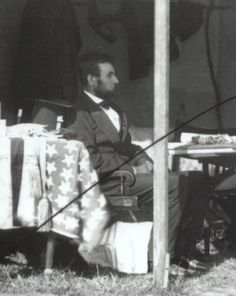 Abraham Lincoln. His resolute will to maintain the Union was the prime reason…