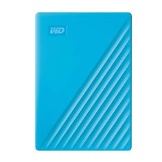 WD My Passport Portable External Hard Drive, Blue – Portable External Hard Drive, Carte Sd, Blue Words, Usb Type A, Hdd, Peace Of Mind, Passport, Westerns, All About Time
