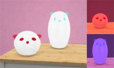 IKEA Inspired SPÖKA Lamps These SPÖKA lamps are cute irl so I had to make them for my sims =D Both are meshed from a scratch by me. You can set a light color for a nice effect. • IKEA Inspired SPÖKA A - lighting/table lamps • IKEA Inspired SPÖKA B -...