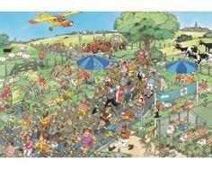 Puzzle Jumbo La Marcha de 2000 Piezas
