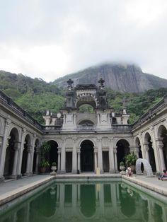 Parque Lage [Rio de Janeiro - RJ]