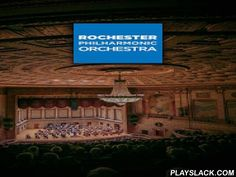 Rochester Philharmonic Orch  Android App - playslack.com ,  The Rochester Philharmonic Orchestra's App is the easiest way to stay in touch with everything that is happening at the RPO. Now you have access to the RPO's events at anytime, anywhere.This is a free application.* EventsBrowse upcoming events. Get complete performance information including venue, dates, repertoire, artists. Access and review the program notes before the event. * About the RPOLearn about RPO conductors and musicians…