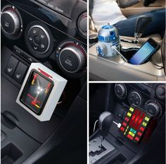 Save 50% On R2-D2, Flux Capacitor And KITT USB Car Chargers [Deals]