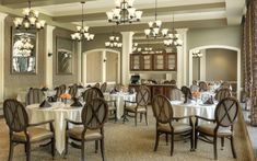 WhiteStone: A Masonic And Eastern Star Community Dining Room | Senior Living Furniture Dealership | Spellman Brady & Company Interior Design