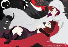 Summer Rose AND (emphasis on AND; not X) Ruby Rose Somebody give me the PLATONIC ship name for these two soon Motherly embrace; Summer Rose AND Ruby Rose C AliceMoonlight Summer Rose Rwby, Ruby Rose, Deviantart