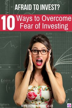 Investing for beginners: Why do women shy away from investing? Find out the top reasons women avoid investing and how to get over the fear of investing and help you get started. #investor #investing