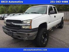 2003 Chevrolet Silverado 1500 $9,950