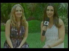 Entrevista Angélica - Rede Globo | Apresentadora Bel Mota