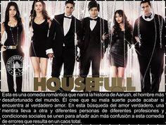 Cine Bollywood Colombia: HOUSEFULL
