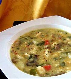 Rybí polévka (Chowder)