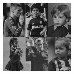 Fernando Torres his children and his childhood