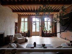 Warm, cozy, modern, barn-like