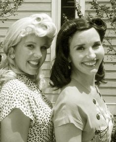 Heidi and Rachel were best friends while the Steinhorsts lived in Milwaukee in Friends & Enemies.