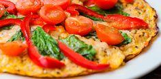Porque ser vegano no es sinónimo de privarte de lo rico, para ti tenemos esta rica pizza vegana con base de coliflor que te sorprenderá.