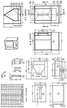 karlson coupler plan speakerplans pinterest speakers audio diy speakers