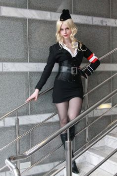 Iron Sky is freaking awesome XD. Why didn't the movie makers show Iron Sky in Canadian theaters? Excellent cosplay! Fly me to moon by ~ShinigamiChin on deviantART