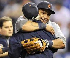 Central champs! -- Detroit Tigers via the Detroit News.