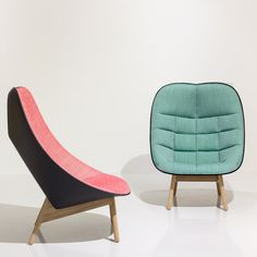 Uchiwa Quilt Chair - A+R Store