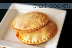 Easy pizza pocket recipe to turn dinner time into family cooking night! Everyone can enjoy their own homemade pizza pocket they help create! How To Make Pizza, Food To Make, Pampered Chef Recipes, Cooking Recipes, Pizza Pockets, Recipe For 4, Daily Recipe, Fall Recipes, Sunday Recipes