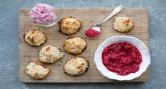 These coconut macaroons are free of gluten, dairy and refined sugar, making them a perfect mid-morning or afternoon snack! The chia seed jam is an amazing sugar-free alternative to regular jam. When you soak chia seeds they expand, and go all slimey and jelly like, giving it a jam texture. I love enjoying these with a...  Read more »