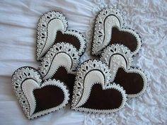 Valentine Cookies, Christmas Cookies, Valentines, Sugar Cookies, Cookies Et Biscuits, Pan Dulce, Cookie Designs, Amazing Cakes, Cookie Decorating