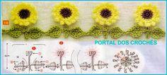 Atar gancho con flores. Hable con LiveInternet - Servicio rusos Diarios Online