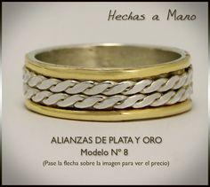 Fábrica de alianzas para casamiento y cintillos de compromiso. Joyerías Big Ben, Desde 1973. Buenos Aires