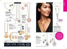 #avon #necklaces on #sale at www.monicahertzog.avonrepresentative.com