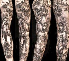 World Of Warcraft Tattoo Super Nerd
