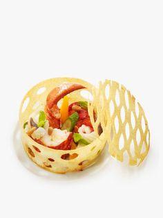Art culinaire / http://www.eric-frechon.com/wp-content/uploads/2012/03/Casier-de-homard.jpg