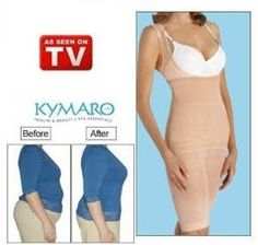 Kymaro-new Body Shaper (Nude) Small TOP Only by Kymaro. $13.80. Tuck your stomach with Kymaro, Small, Nude. nude, small, ships same day