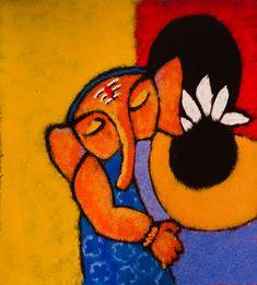 Rangoli#bal ganesha#baby Ganesha, Tigger, Disney Characters, Fictional Characters, Dogs, Baby, Pet Dogs, Ganesh, Doggies
