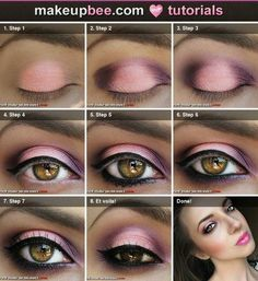 Eye shadow DIY!