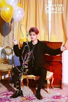 Wanna-One - Bae Jinyoung Bae Jinyoung Produce 101, Swing, Guan Lin, Lai Guanlin, Lee Daehwi, Ong Seongwoo, I Promise You, Kim Jaehwan, Ha Sungwoon