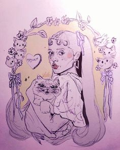 Melanie Martinez Music, Melanie Martinez Drawings, Crybaby Melanie Martinez, Nicole Dollanganger, Lolita Goth, Emo Art, Scary Art, Crazy Friends, Creepy Cute