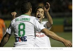 Mi blog de noticias: La última liga de Raúl