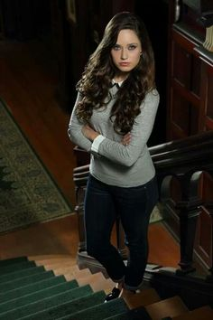 Ravenswood: Olivia Matheson played by Merritt Patterson.