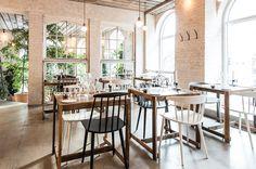Host restaurant Copenhagen - Cereal