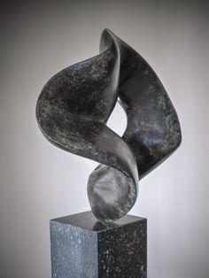 Lasciva, bronze. Jan van der Laan~sculptures, december 2016