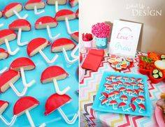 Drops of Love Baby Shower | CatchMyParty.com
