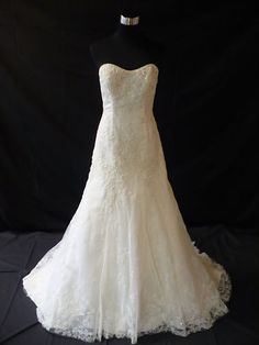 Casablanca 1827 Used Wedding DressesWedding