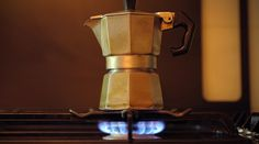 Corby Kummer, author of The Joy of Coffee, says the stovetop moka pot is a low-tech, simple-to-operate, inexpensive brewing system that produces a superb cup of coffee. #CupOfCoffee