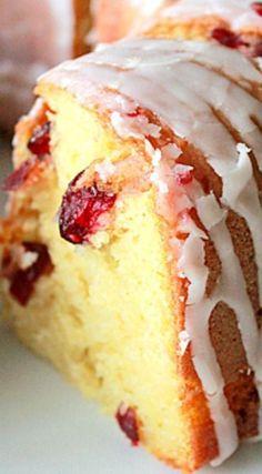 Orange Cranberry Bundt Cake More from my siteCranberry Orange Bundt Cake Cranberry Cake, Cranberry Recipes, Orange Recipes, Bunt Cakes, Cupcake Cakes, Cake Cookies, Christmas Desserts, Christmas Baking, Christmas Bundt Cakes