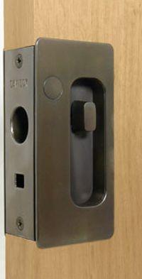 Pocket Door Magnetic Lock Photos