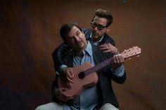 """ Los Angeles Times (unedited hi-res at the source) "" Shane Black, Iron Man 3, Music Instruments, Guitar, Jr, Portraits, Musical Instruments, Head Shots, Portrait Photography"