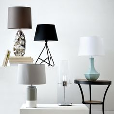 Wire bulb ceiling lamp bulbs ceilings and lamp light two tone ceramic table lamp with linen shade greentooth Images