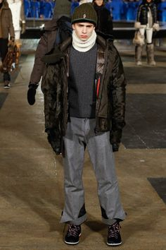 Moncler Gamme Rouge, Look #27