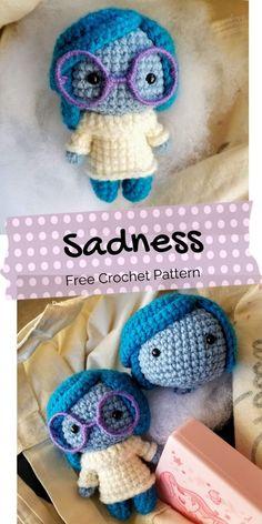Scrap Crochet, Crochet Bee, Kawaii Crochet, Crochet Gratis, Crochet Bunny, Cute Crochet, Crochet Dolls, Crochet Yarn, Crotchet Patterns