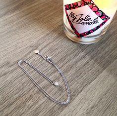 Un bijou en or et diamant a été trouvé ! #or #diamant #bijou #bougie #myjoliecandle